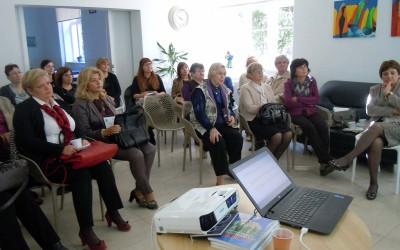"""Prezentacija projekta """"Klub za starije osobe Doma Centar"""""""