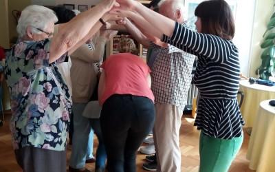 Radionica irskog plesa