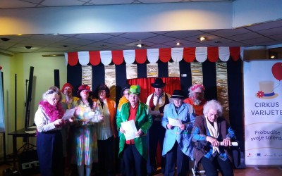 Cirkus Varijete u Domu Centar
