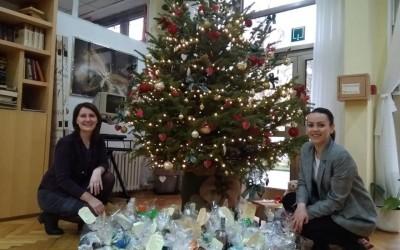 Božićna akcija zaposlenika Doma