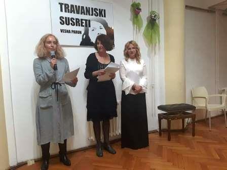 Travanjski susreti Vesna Parun