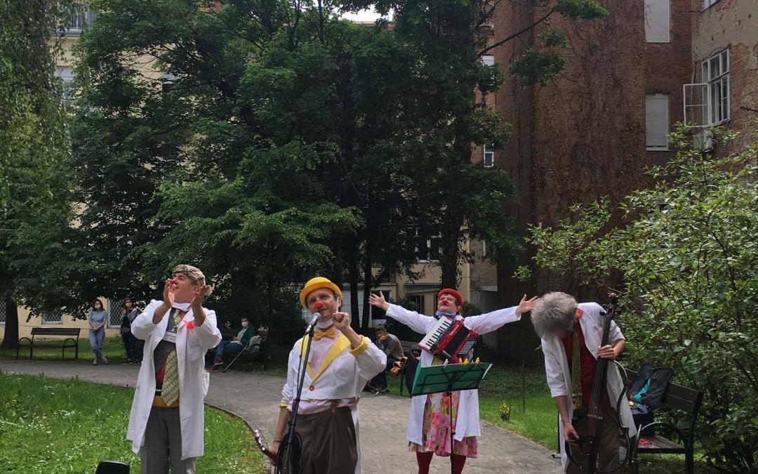"""""""Podoknički"""" koncert"""